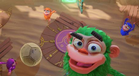 Anímate y ponte mono con ChimParty, lo nuevo de PlayLink