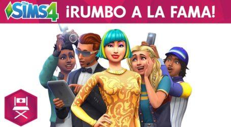 Los Sims 4: Rumbo a la fama ¿Estás listo para ser una estrella?