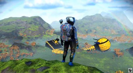 Conoce Visions: La nueva actualización de No Man's Sky