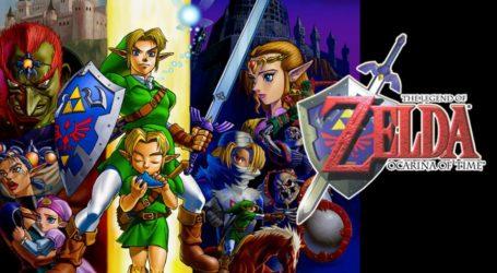 Zelda: Ocarina of time cumple 20 años de su lanzamiento en Japón