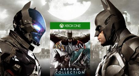 Batman Arkham Collection se estrenarán pronto junto a todos sus DLC