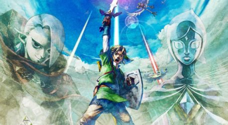 Podríamos ver pronto Zelda: Skyward Sword para Nintendo Switch