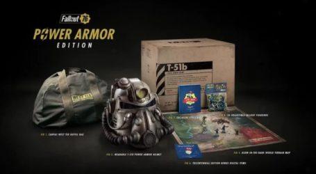 La edición coleccionista de Fallout 76 que decepcionó a los fans