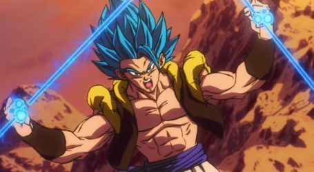 Gogeta Super Saiyajin Blue peleará en Dragon Ball Xenoverse 2