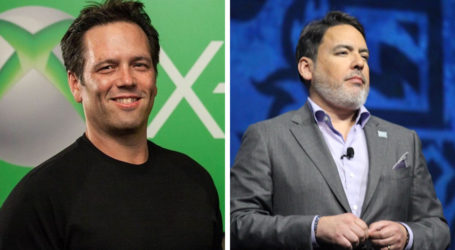 Phil Spencer y Shawn Layden presentarán los The Game Awards