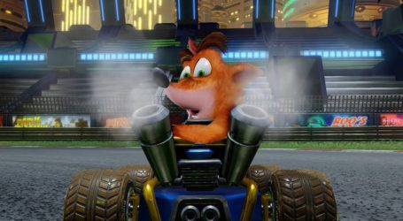 Tendremos remasterización de Crash Team Racing
