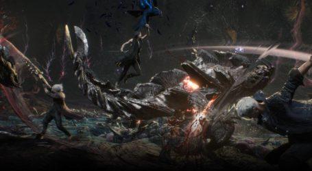 Devil May Cry 5 se luce en un nuevo tráiler en Japón