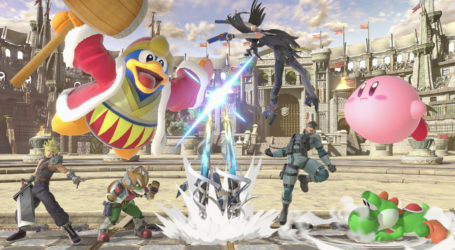 Super Smash Bros. Ultimate se mantiene líder en Japón