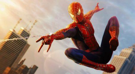 Insomniac está regalando el traje de Spider-Man de Sam Raimi