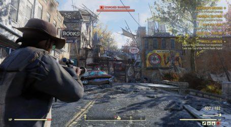 Jugadores expulsados de Fallout 76 tendrán una segunda oportunidad