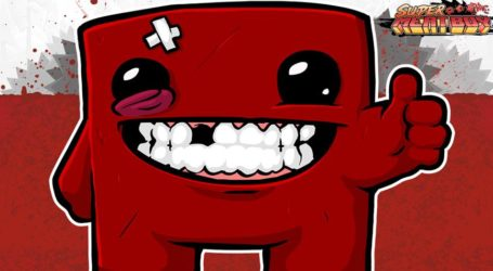 Ya está disponible gratis Super Meat Boy desde Epic Games Store