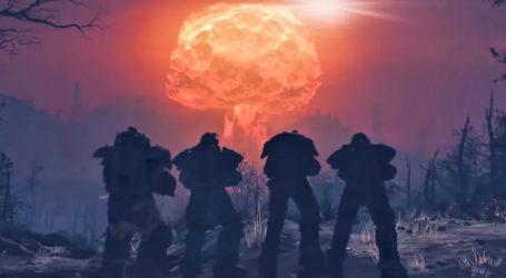 Jugadores reportan problemas con las bombas nucleares de Fallout 76
