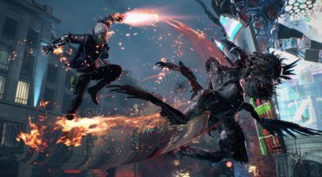 Devil May Cry 5 tendrá mucha sangre y tentáculos