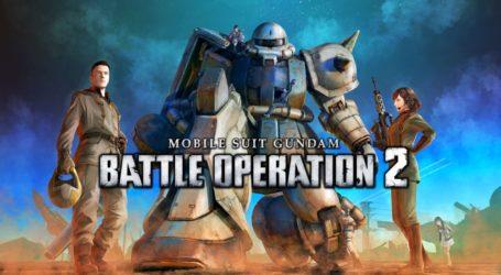 ¡Nuevo juego de Gundam en camino! Bandai Namco dará detalles pronto