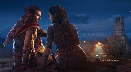 Ubisoft se disculpa por la polémica del último DLC de Assassin's Creed Odyssey