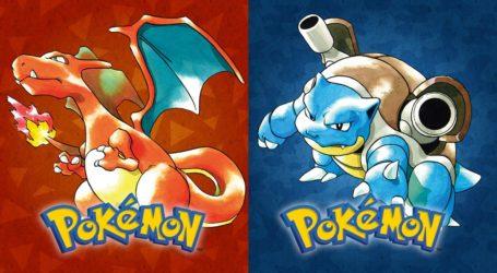 Pokémon Rojo/ Azul tendrían una película live-action