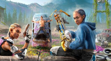 ¡Far Cry New Dawn ya es gold!
