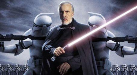 El conde Dooku llega a Star Wars Battlefront 2