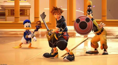 Opening de Kingdom Hearts 3 entre en el top-100 de Billboard