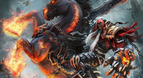 Darksiders Warmastered Edition desatará el infierno en Nintendo Switch