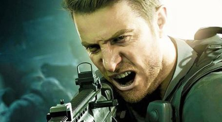 Chris Redfield en Resident Evil 2 – ¿pista o descuido de Capcom?