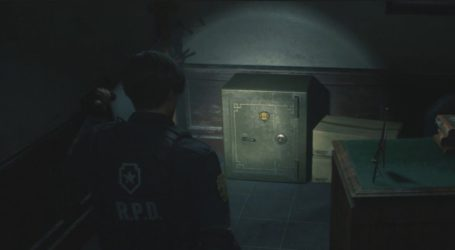 Contraseñas de cajas fuertes de Resident Evil 2