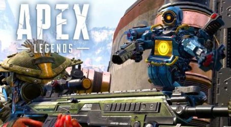 Nuevas pistas de Apex Legends en Nintendo Switch