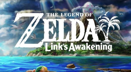 ¡Sorpresa! Anuncian remake de The Legend of Zelda: Link's Awakening