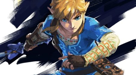 ¿Por qué Link viste de azul en Zelda: Breath of the Wild?