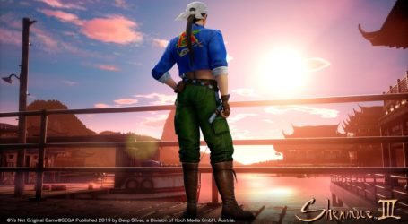 Shenmue III revela dos nuevas imágenes del juego