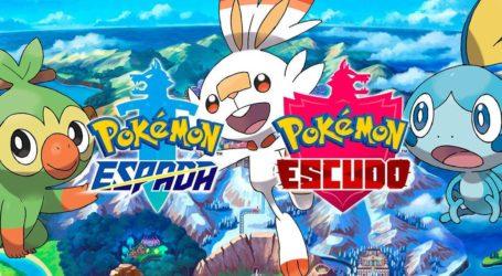 Pokémon Espada y Escudo – Los juegos más vendidos en Amazon