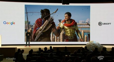 Ubisoft el primer aliado de Stadia, la plataforma de juegos de Google