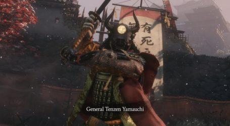 Cómo vencer al General Samurai Tenzen Yamauchi en Sekiro