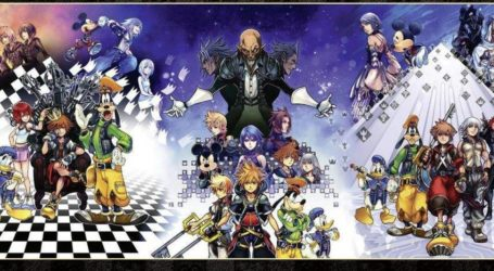 Sale a la venta en físico Kingdom Hearts: The Story So Far